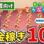 【あつ森】初心者向け!お金稼ぎの方法10選!【ベル稼ぎ攻略法】