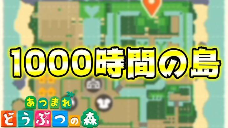 【あつ森】プレイ時間1000時間の島紹介!!ここまで来るのに色んな道のりがあった…【あつまれどうぶつの森】