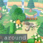 【あつ森】自然溢れる島での生活 #3【島紹介(一部)】