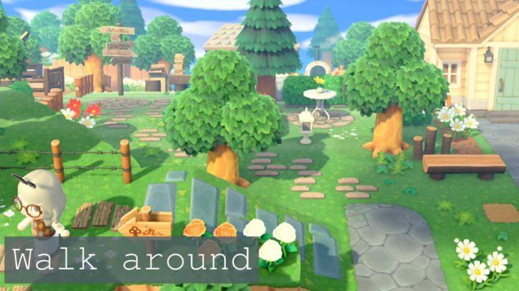 【あつ森】自然溢れる島での生活 #5【島紹介(一部)】