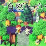 【あつ森】自然いっぱいのしゃちくさんの島へ遊びに行ったよ~!【あつまれどうぶつの森】【実況】