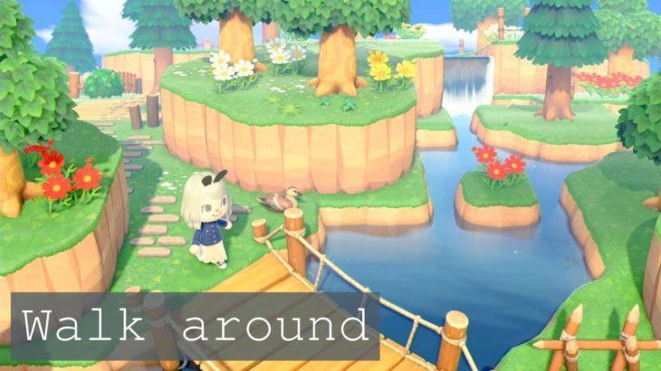 【あつ森】自然溢れる島作りながら雑談!【あつまれどうぶつの森】