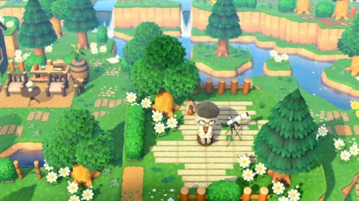 【あつ森】自然溢れる島作り【あつまれどうぶつの森】