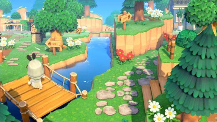 【あつ森配信】自然溢れる島づくり【あつまれどうぶつの森】