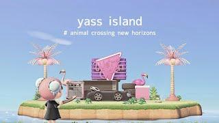 【あつ森】私のもうひとつの島での1日   島紹介