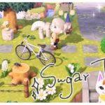 【あつ森】さらに進化したシュガートース島!変わった部分やこだわった部分をお散歩しながら紹介♩*.:【あつまれどうぶつの森/Animal Crossing】【実況/くるみ/しゃちく/しゃちくるみ】