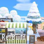 【あつ森】Re-Build|憩いの広場をつくり直す【島クリエイター】