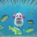 【あつ森】『オイラがエサ!?』ピラニアの水槽に入るちゃちゃまるを実況する【あつまれどうぶつの森】【アナウンサー】【たいきち】【ゲーム実況】