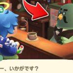 マスターの「喫茶ハトの巣」を最速で先行体験してみた!?【あつまれどうぶつの森ダイレクト/アップデート】